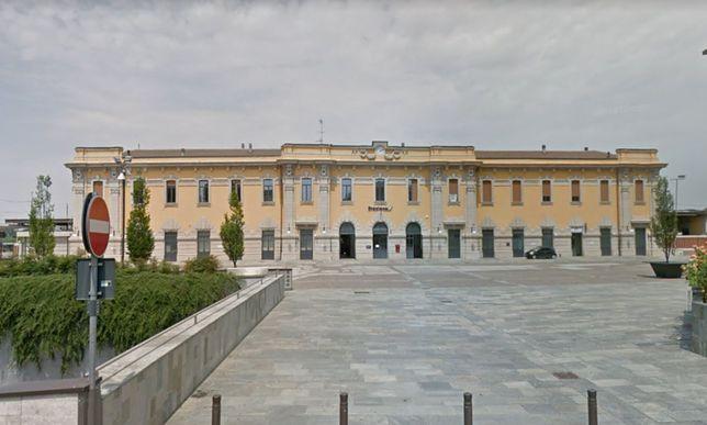 Mężczyźni zostali aresztowani na dworcu w miejscowości Fidenza