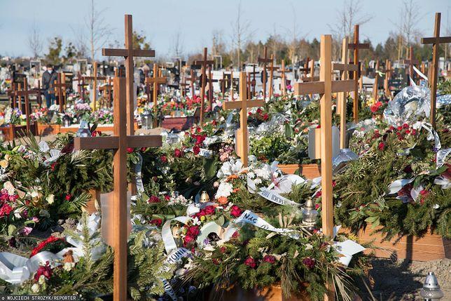Pogrzeb w 2021 r. Cena zwala z nóg