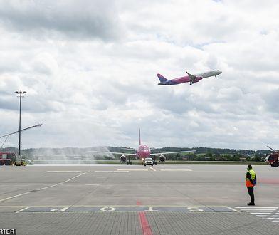 19-latek zniszczył płytę lotniska. Chciał się popisać