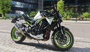 Kawasaki Z900 Performance: nic dziwnego, że jest bestsellerem