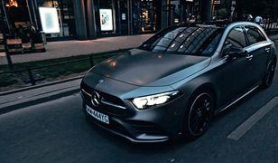 Rozważania na temat przyszłości na pokładzie nowego Mercedesa Klasy A
