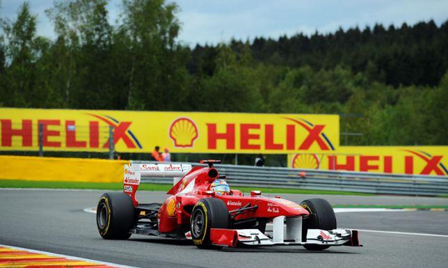 Scuderia Ferrari i Shell Helix z sukcesami w Formule 1