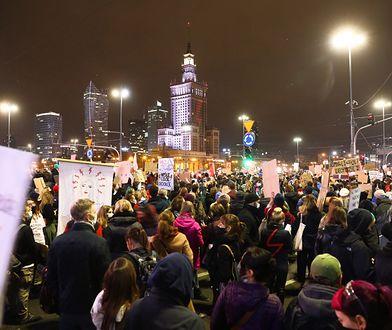 Strajk kobiet. Niemieckie media: Protest bez perspektyw