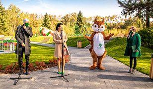 Chorzów. Strefa zabawy dla dzieci i rekreacji dla osób starszych – w jednym miejscu w Parku Śląskim