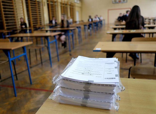 Egzaminy gimnazjalne odbywają się w kwietniu