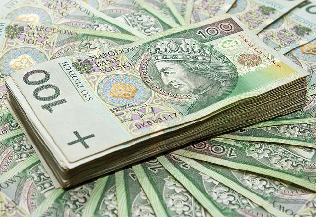 Dobre dane z polskiej gospodarki umacniają złotego
