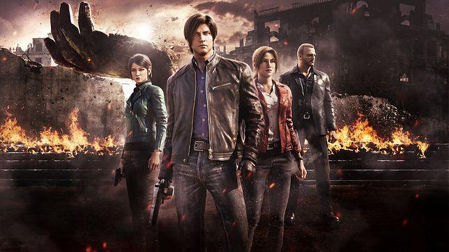 """Resident Evil: infinite darkness"" na Netfliksie"