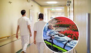 Koronawirus w Holandii. Ratownik spełnia marzenia