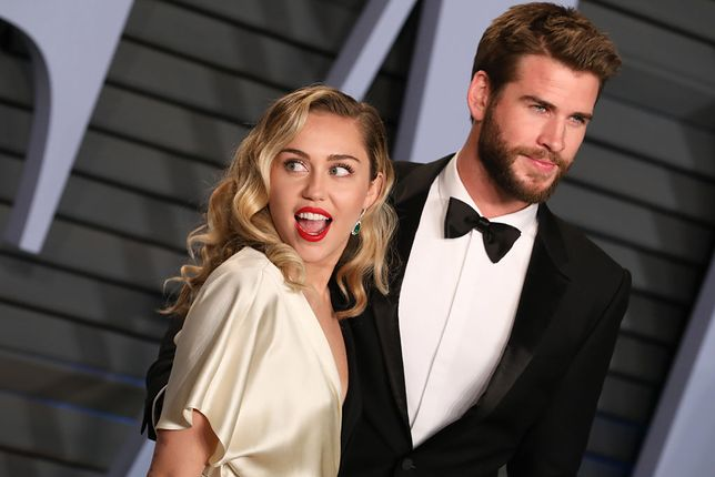 Miley Cyrus i Liam Hemsworth