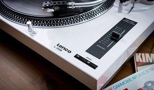 Pierwsze wrażenie - Gramofon Lenco L-3808