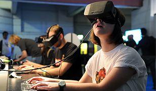 Gogle wirtualnej rzeczywistości Oculus