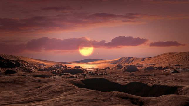 Wokół Proxima Centauri krąży planeta podobna do Ziemi - twierdzą naukowcy.