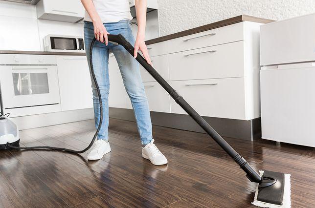 Parownica to doskonały sposób na nieskazitelnie czyste podłogi