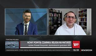 Ojciec Paweł Gużyński o religii w szkole. Ma swoje zdanie