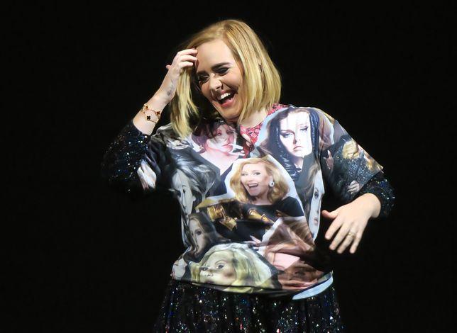 Adele została przyłapana w jednym z gejowskich klubów w towarzystwie Jennifer Lawrence