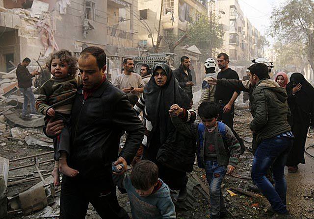 Coraz więcej syryjskich dzieci bierze udział w walkach