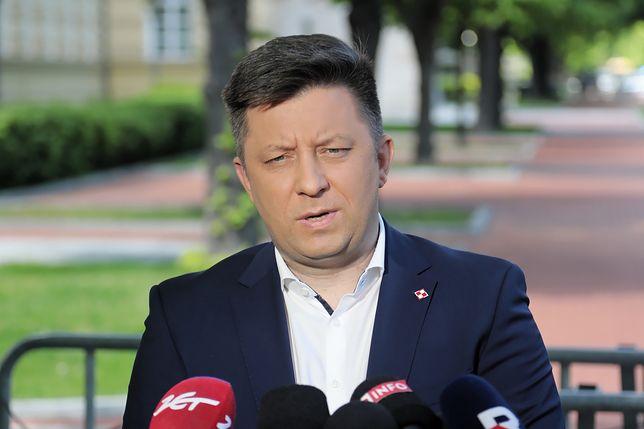 """Michał Dworczyk o szczepionkach i zmianach podatkowych. """"Jesteśmy krajem na dorobku"""""""