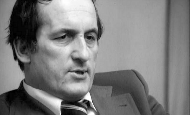 """Józef Fryźlewicz w filmie """"Test pilota Pirxa"""""""