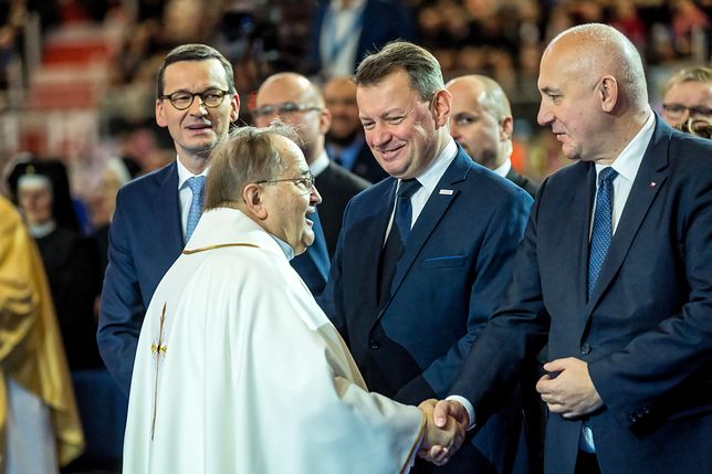 27. rocznica powstania Radia Maryja. U ojca Tadeusza Rydzyka pojawiła się większość ministrów rządu PiS.