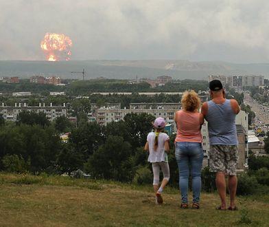Nie wiadomo, czy na stężenie radioaktywnego jodu miał wpływ wybuch w rosyjskiej elektrowni atomowej