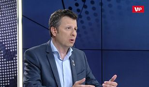 "Marek Michalak gościem programu ""Tłit"""