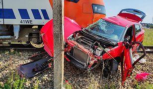 Wypadek w Szaflarach wydarzył się pod koniec sierpnia na przejeździe kolejowym na przedmieściach Nowego Targu