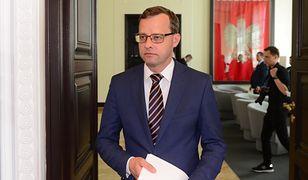Marcin Romanowski, wiceminister sprawiedliwości