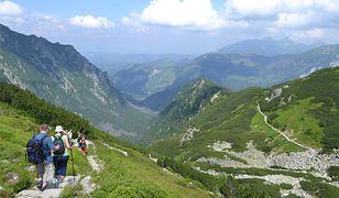 Tatry. Wędrowanie niektórymi szlakami może być utrudnione