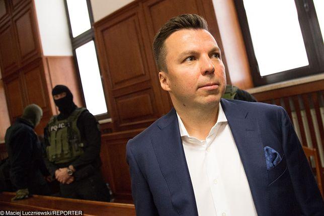 """Marek Falenta był """"mózgiem"""" afery podsłuchowej, został skazany na 2,5 roku więzienia"""