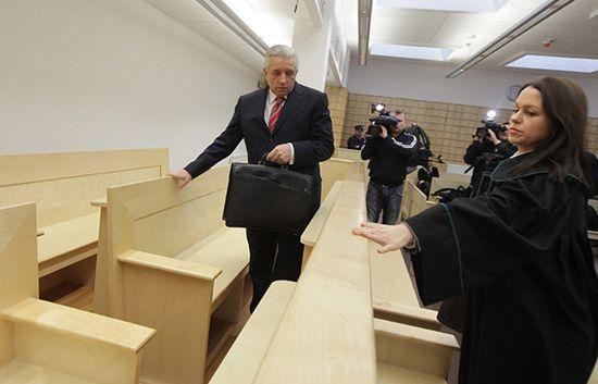 Poseł przed sądem