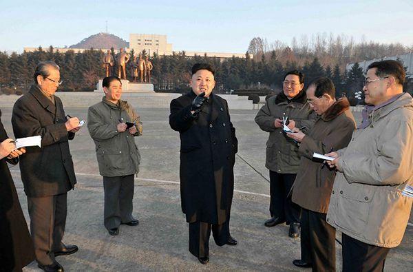 Korea Północna oskarża USA o stworzenie i bojowe wykorzystywanie wirusa ebola