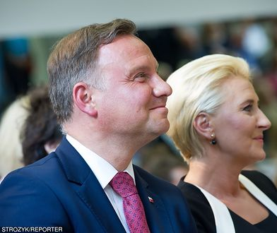 18 lutego Para Prezydencka obchodziła 24 rocznicę ślubu