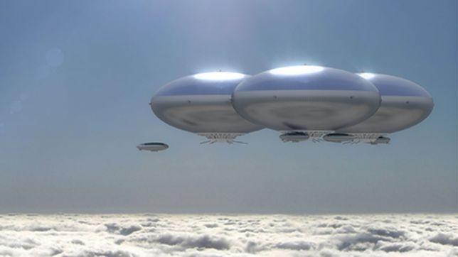 NASA chce aby człowiek zamieszkał w sterowcach nad Wenus