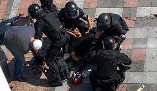 Ostre słowa o starciach w Kijowie: to musiało się skończyć wybuchem
