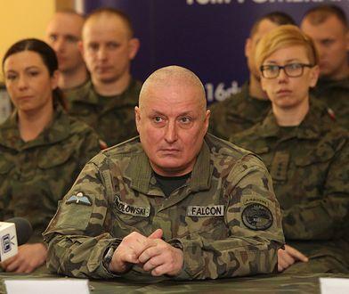 Gen. Marek Sokołowski oddał się do dyspozycji szefa MON