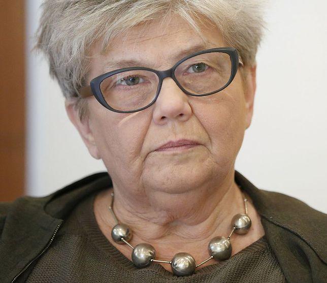 """Prof. Krystyna Duniec: """"Miałam aborcję i wsparcie matki"""""""