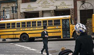 Stan zagrożenia publicznego w nowojorskiej dzielnicy Brooklyn. Najwięcej przypadków odnotowano wśród społeczności w Williamsburg