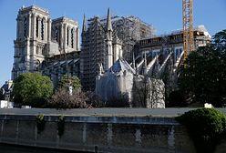 Francja. Plac przed katedrą Notre-Dame w Paryżu znowu otwarty dla turystów
