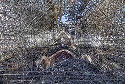 Tak dziś wygląda katedra Notre Dame. Przygnębiające zdjęcia