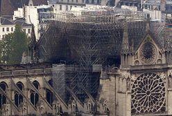 Nowe zagrożenie dla Notre Dame. Upały mogą naruszyć jej konstrukcję