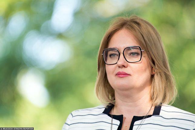 Magdalena Adamowicz: Nasze społeczeństwo staje się coraz wyraźniej pogorzeliskiem po kolejnych falach nienawiści.