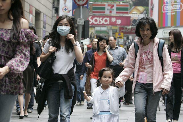 Chiny. Powrót śmiertelnego wirusa SARS? Rośnie liczba zachorowań na nieznaną postać zapalenia płuc