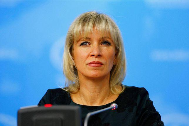 """Rzeczniczka MSZ Rosji o uchwale Sejmu. """"Ideologia zwycięża"""""""