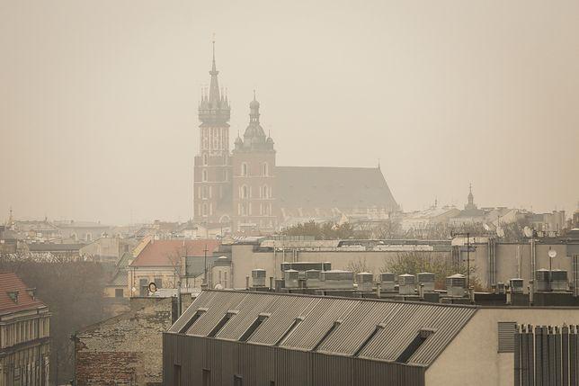 Smog Kraków – 22 stycznia 2019. Sprawdź, jaka jest dziś jakość powietrza w woj. małopolskim
