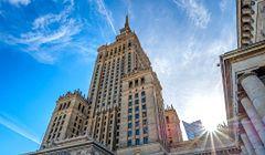 Warszawa - Pałac Kultury i Nauki walczy o turystów