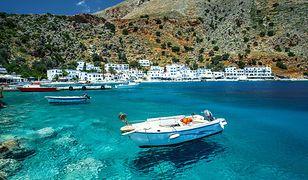 Kreta to najchętniej odwiedzana wyspa w basenie Morza Śródziemnego
