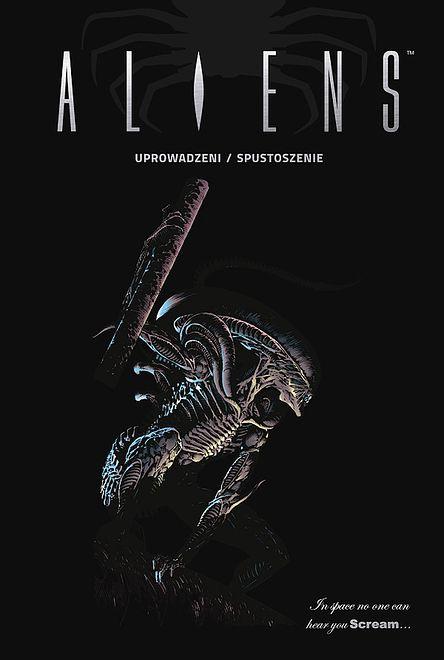 Aliens: Uprowadzeni/Spustoszenie – 5th Scream Anniversary Edition, wyd. Scream Comics, 2020