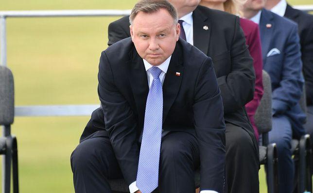 "Żart z prezydenta Dudy. Severski: ""to smutne..."""