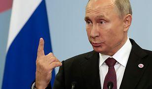 Putin: wycofanie się USA z INF nie pozostanie bez odpowiedzi ze strony Rosji