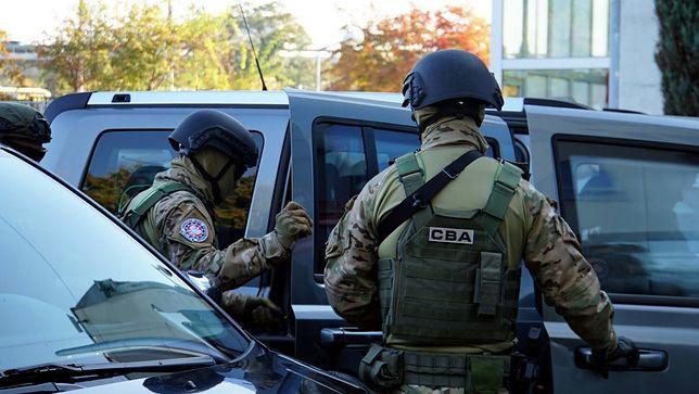 Sławomir N. zatrzymany. Narodowe Antykorupcyjne Biuro Ukrainy poinformowało o śledztwie